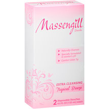 Massengill Extra Cleansing Tropical Breeze Douche