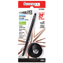 Rimmel London Scandaleyes Waterproof Gel Eyeliner