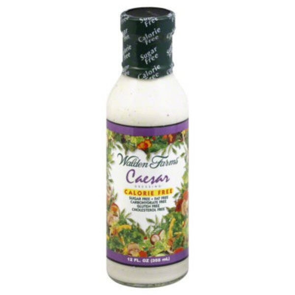 Walden Farms Calorie Free Dressing Caesar