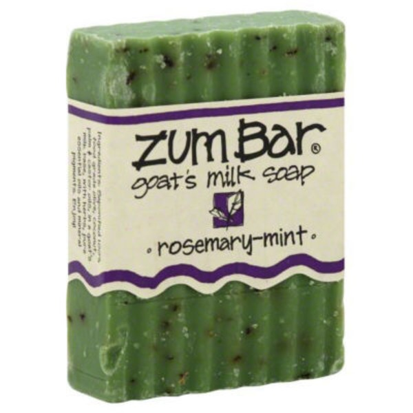 Zum Bar Rosemary-Mint Goat's Milk Soap