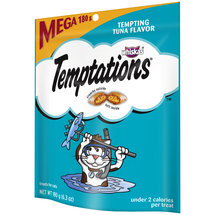 Temptations Tempting Tuna Flavor Mega Pack Treats for Cats