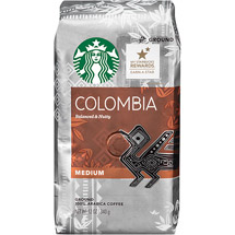 Starbucks Colombia Ground Coffee