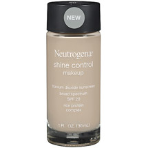 Neutrogena Makeup Shine Control with SPF 20 Natural Ivory