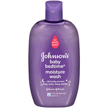 Johnson's Bedtime Moisture Wash 15 Fl. Oz
