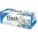 Presto Clear Large Trash Bags