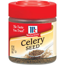 McCormick Specialty Herbs And Spices Celery Seed