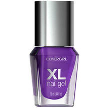 CoverGirl XL Nail Gel Plumped Up Plum770