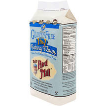 Bob's Red Mill Gluten Free 1-to-1 Baking Flour (Pack of 4)