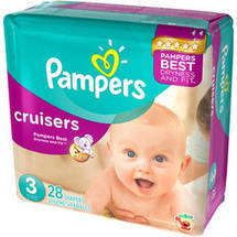 Pampers Cruisers Diapers Jumbo Pack Size 3
