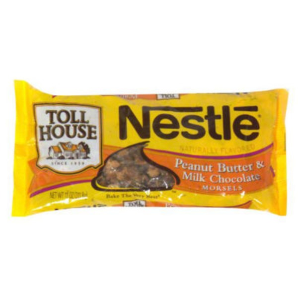 Toll House Peanut Butter & Milk Chocolate Morsels