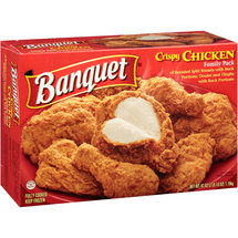 Banquet Crispy Family Pack Chicken