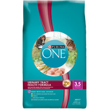 Purina ONE SmartBlend Dry Cat Food Urinary Tract Health Formula