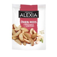 Alexia All Natural Olive Oil, Parmesan & Roasted Garlic Oven Reds