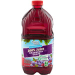 Great Value 100% Cranberry/Concord Grape Juice