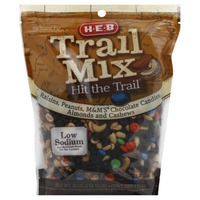 H-E-B Trail Mix Hit The Trail Low Sodium