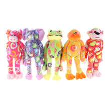 Walmart Plush Multiswirl Animals Dog Toy