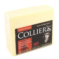 Collier's Cheese Welsh Cheddar