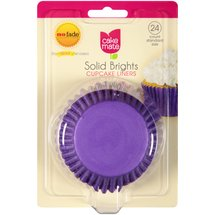 Cake Mate Solid Brights Cupcake Liners Standard Size