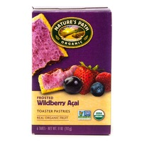Nature's Path Organic Frosted Wildberry Acai Toaster Pastries