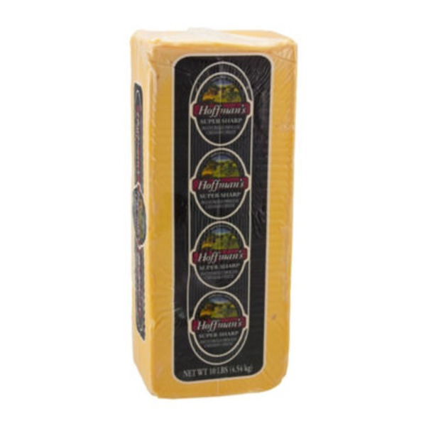 Hoffman's Super Sharp American Cheese