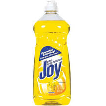 Joy Ultra Concentrated Dishwashing Liquid Lemon