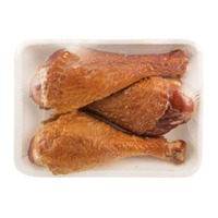 Villari Brothers Smoked Turkey Drumsticks