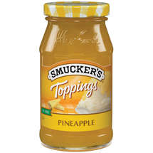 Smucker's Pineapple Fat Free Toppings