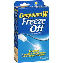 Compound W Wart Removal System Freeze Off