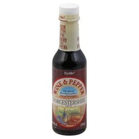 Try Me Worcestershire Sauce, Wine & Pepper