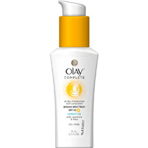 Olay Complete Daily UV Moisturizer Sensitive Skin 30 SPF Defense