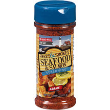 Adams Sweet & Smokey Seafood & Salmon Seasoning