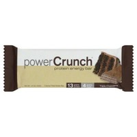 Power Crunch Protein Energy Bar Original Triple Chocolate