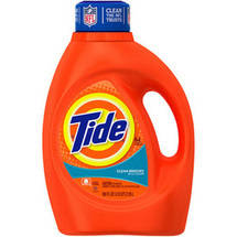 Tide Liquid Detergent With Acti Lift Clean Breeze