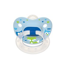 NUK Woodlands Silicone Orthodontic Pacifiers