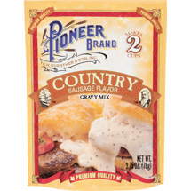 Pioneer Brand Country Sausage Gravy Mix