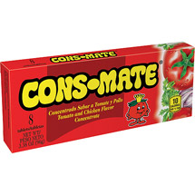 Cons-Mate Tomato & Chicken Flavor Bullion