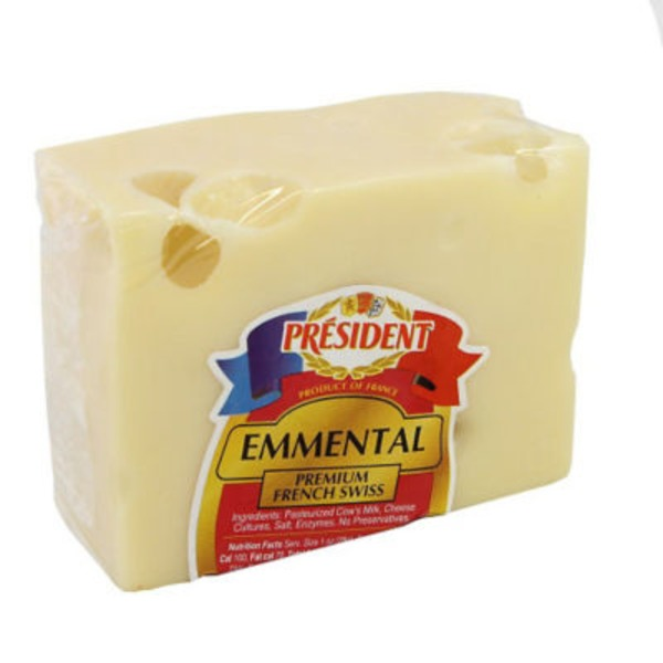 President Emmental Cheese