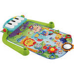 Fisher-Price Kick 'N' Play Piano Gym Green