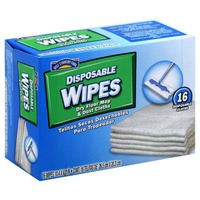 Hill Country Fare Dry Floor Mop And Dust Cloths Disposable Wipes