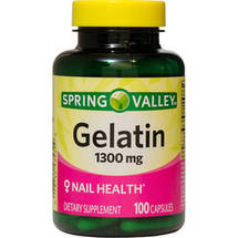 Spring Valley Collagen Support* Gelatin 10 Grain