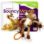 SmartyKat BouncyMouse Interactive Toy