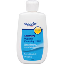 Equate Hygienic Cleansing Lotion