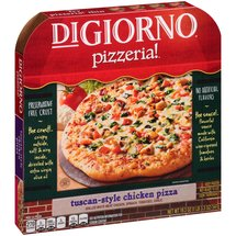 DiGiorno Pizzeria! Tuscan-Style Chicken Pizza