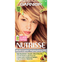 Garnier Nutrisse Haircolor H2 Golden Blonde Toffee Swirl