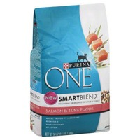 Purina One Cat Dry Tender Selects Blend With Real Salmon Cat Food