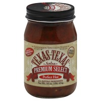 Texas-Texas Premium Select Perfect Hot Salsa