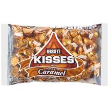 Hershey's Kisses Milk Chocolate filled with Caramel