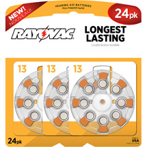 Rayovac: 13 Hearing Aid Battery