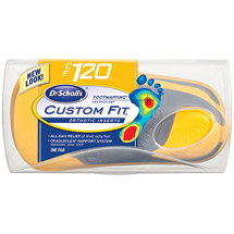Dr. Scholl's Custom Fit Orthotics CF120