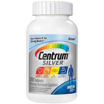 Centrum Silver Ultra Men's Multivitamin/Multimineral Supplement